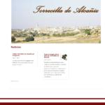 Nueva imagen de la web de Torrecilla de Alcañiz